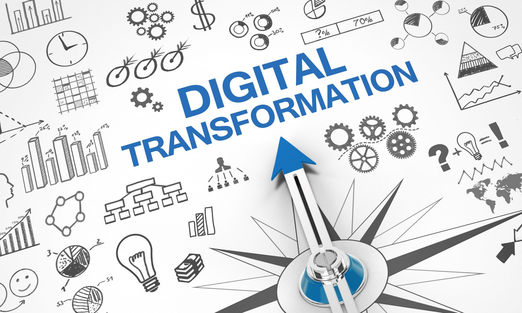 Digital transformation in kent